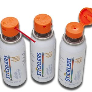 Sticklers Travel Safe Cleaning Solution