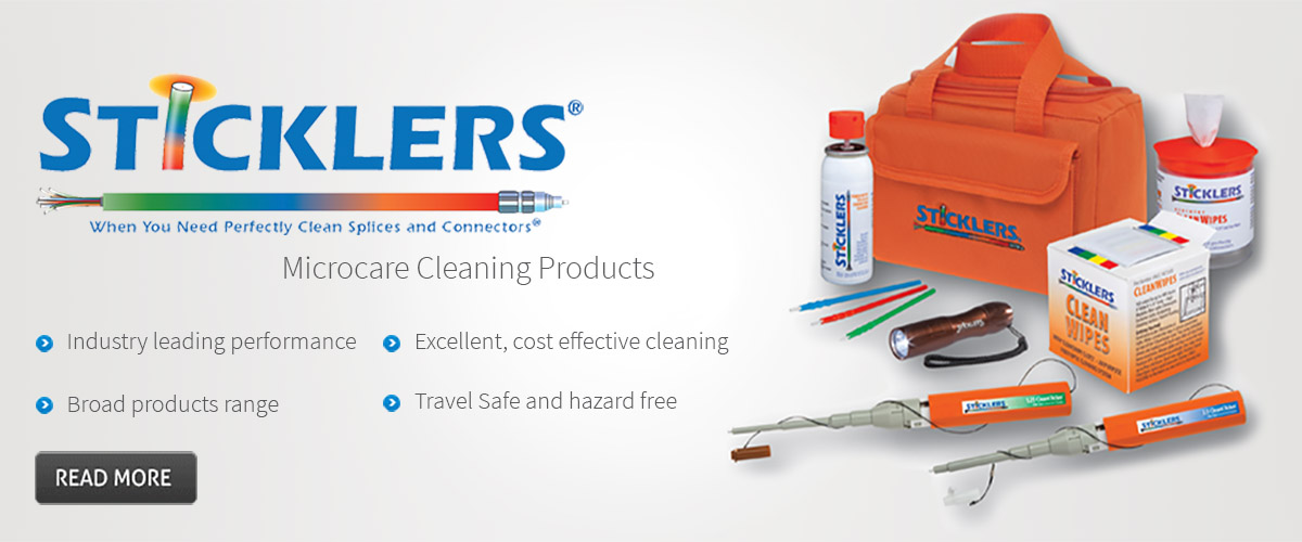 Sticklers Fibre Cleaning