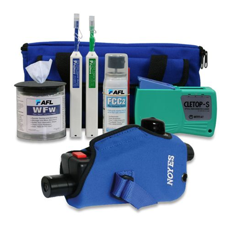 Basic Fiber Cleaning and Inspection Kit