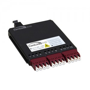 CoreLink EHD MTP® Cassettes – Singlemode – LC/UPC